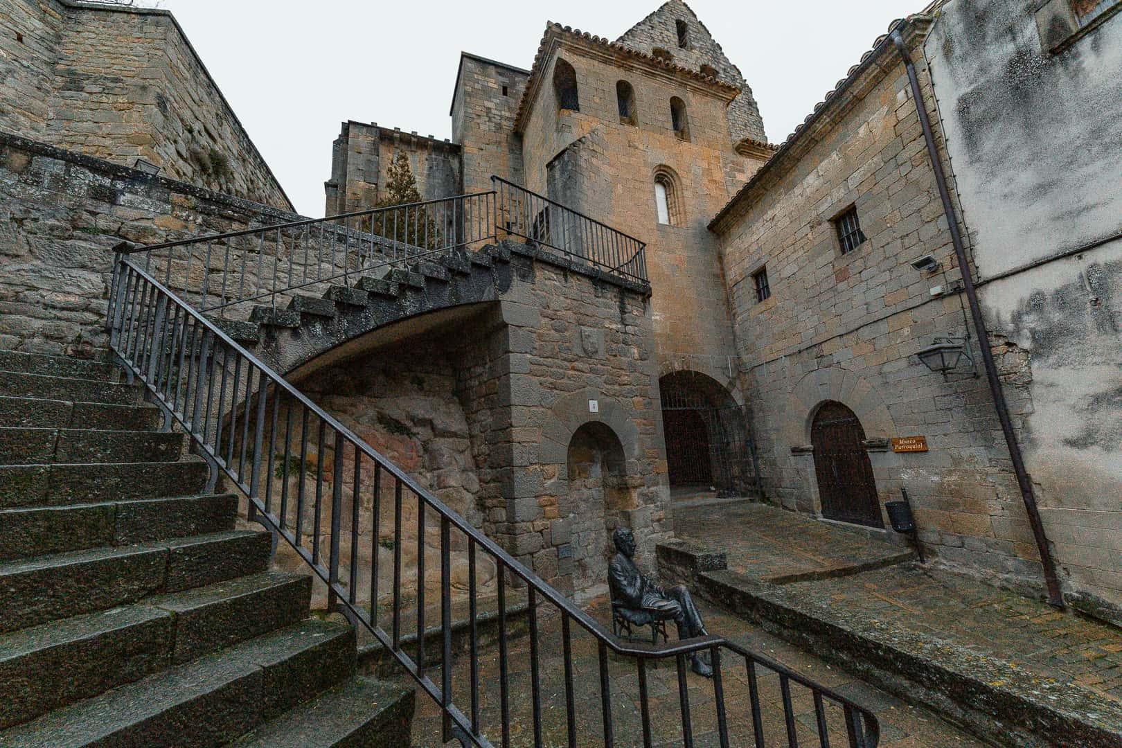 Hotel Vinacua, Sos del Rey Católico