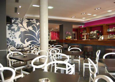 Hotel Vinacua Cafetería